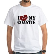 I Love My Coastie Shirt