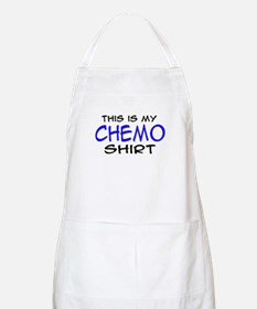 'This Is My Chemo Shirt' BBQ Apron