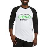 'This Is My Chemo Shirt' Baseball Jersey