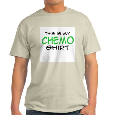 'This Is My Chemo Shirt' Light T-Shirt