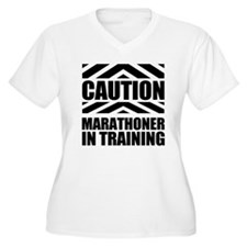 Marathoner In Training T-Shirt