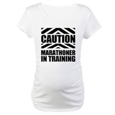 Marathoner In Training Shirt