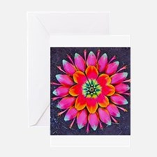 Flower Life Greeting Cards