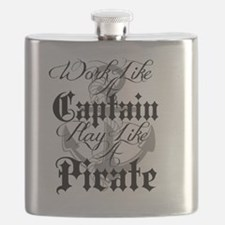 Funny Pirate Flask