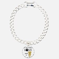 All You Need Is Love and a Dog Bracelet