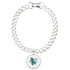Prevention is Victory!!  Charm Bracelet, One Charm