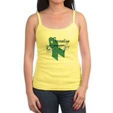 Prevention is Victory!! Ovarian Jr.Spaghetti Strap