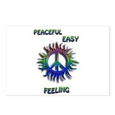 Peaceful Feeling Postcards (Package of 8)