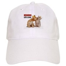 CATS AND DOGS Baseball Baseball Cap