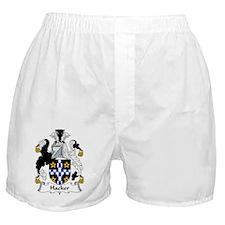 Hacker Family Crest Boxer Shorts