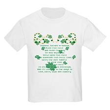 Unique Childrens irish T-Shirt
