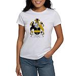 Gwyn Family Crest Women's T-Shirt
