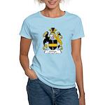 Gwyn Family Crest Women's Light T-Shirt