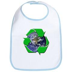 Earth Day Recycle Bib