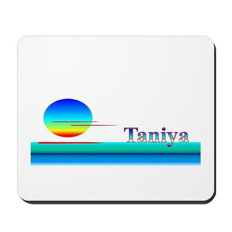 Taniya Mousepad