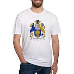 Grosvenor Family Crest Fitted T-Shirt