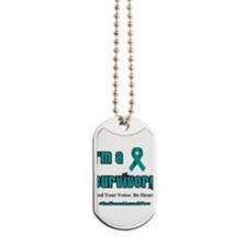 I'm a Survivor... Dog Tags