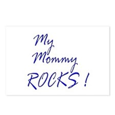 My Mommy Rocks ! Postcards (Package of 8)