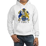 Gregory Family Crest Hooded Sweatshirt