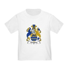 Gregory Family Crest T