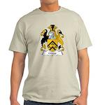 Gregg Family Crest Light T-Shirt