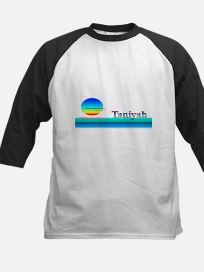 Taniyah Kids Baseball Jersey