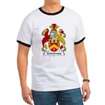 Greenway Family Crest Ringer T