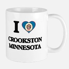 I love Crookston Minnesota Mugs