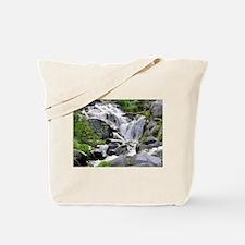 Paradise River Falls Tote Bag