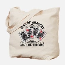 SOA All Hail the King Tote Bag