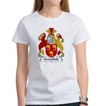 Greenfield Family Crest Women's T-Shirt