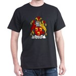 Greenfield Family Crest Dark T-Shirt