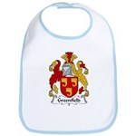 Greenfield Family Crest Bib