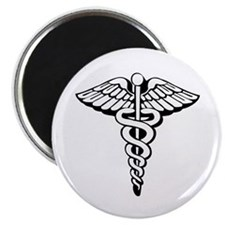 The Caduceus Magnet