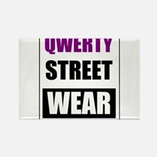 Funny Street wear Rectangle Magnet