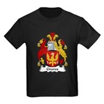 Graves Family Crest Kids Dark T-Shirt