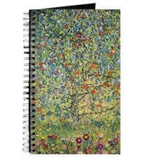 Apple Tree by Gustav Klimt, Vintage Art No Journal
