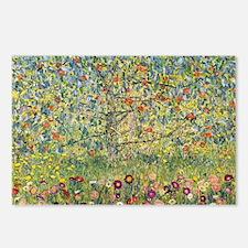 Apple Tree by Gustav Klim Postcards (Package of 8)