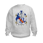 Grandison Family Crest Kids Sweatshirt