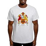 Gower Family Crest Light T-Shirt