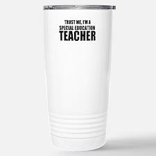 Trust Me, I'm A Special Education Teacher Travel M