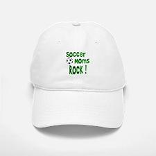Soccer Moms Rock ! Baseball Baseball Cap