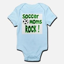 Soccer Moms Rock ! Infant Bodysuit