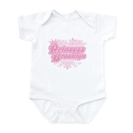 """Princess Brooklyn"" Infant Bodysuit"