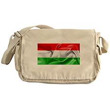 Hungary Flag Messenger Bag
