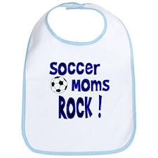 Soccer Moms Rock ! Bib
