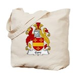 Gore Family Crest Tote Bag