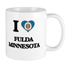 I love Fulda Minnesota Mugs