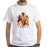 Goodwin Family Crest White T-Shirt