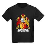 Goodwin Family Crest Kids Dark T-Shirt